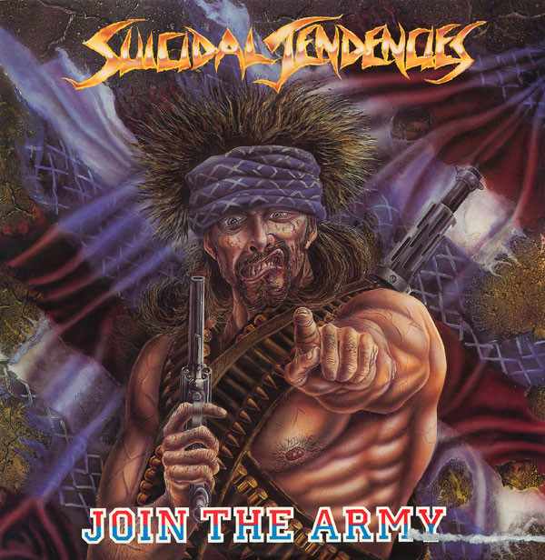 Cover art of join the army by suicidal tendencies